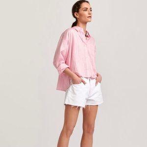 Essentiel Antwerp Vindiesel Lt Pink Shirt Size 38